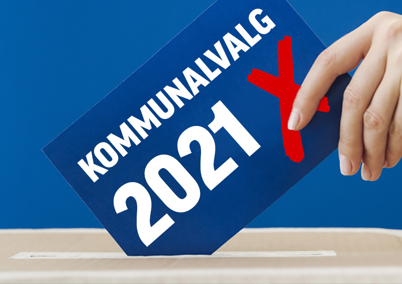 Kommunalvalg 2021